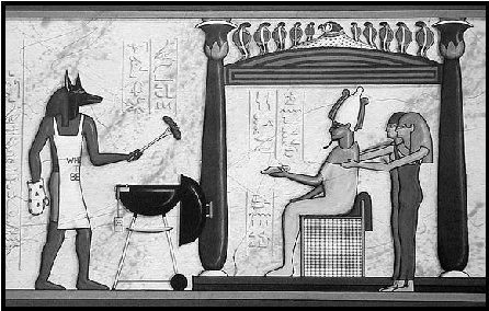 Egyptian Barbecue